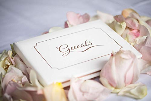 Wedding Guest Book 100