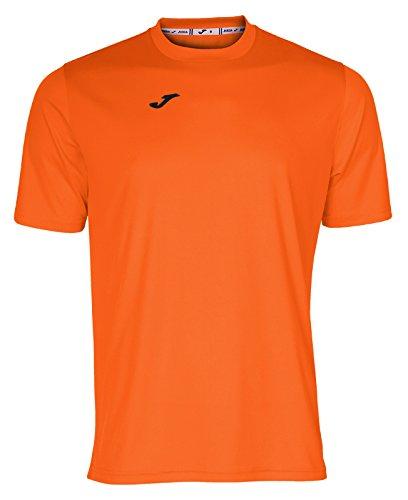 Joma 100052 - Camiseta de equipación de manga corta para hombre Naranja flúor