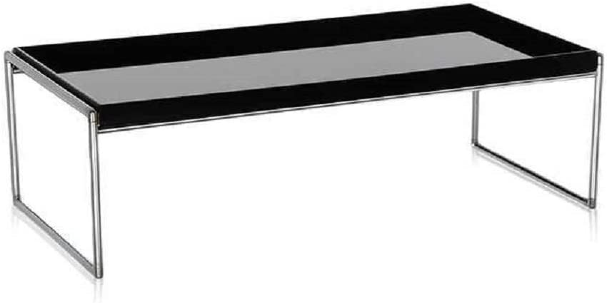 Kartell bandejas Mesa, Negro, 40 x 80 x 25,3 cm: Amazon.es: Hogar