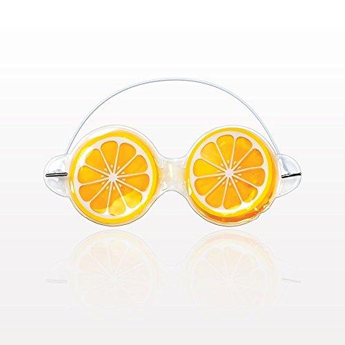 (Orange Gel Eye Mask)