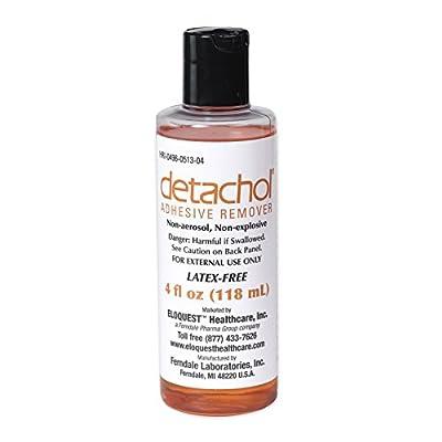 Detachol Adhesive Remover 4 oz bottle