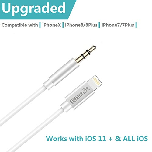 sunshot Lightning Stereo cable iPhone product image