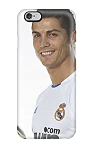 Awesome Design Cristiano Ronaldo Beautiful Football Hard Case Cover For Iphone 6 Plus(3D PC Soft Case) hjbrhga1544