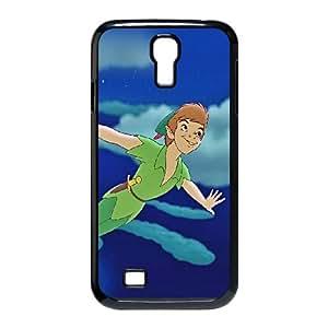 Samsung Galaxy S4 9500 Cell Phone Case Black af70 walt disney peter pan illust art SLI_697402