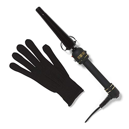 Black Ice Tapered Wand (Hot Tools Nano Ceramic Tapered Curling Iron)