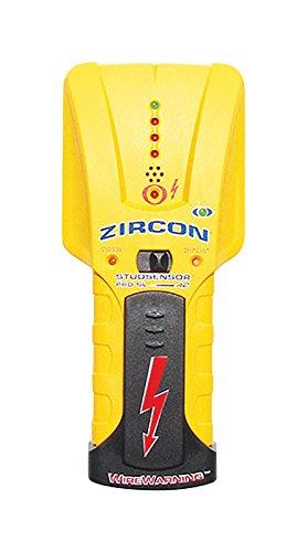 Zircon 59544 StudSensor Pro SL-AC Wood, Metal, and Live Wire Stud Sensor