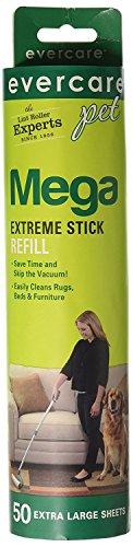 Pack of 3, Pet Mega Roller Refill