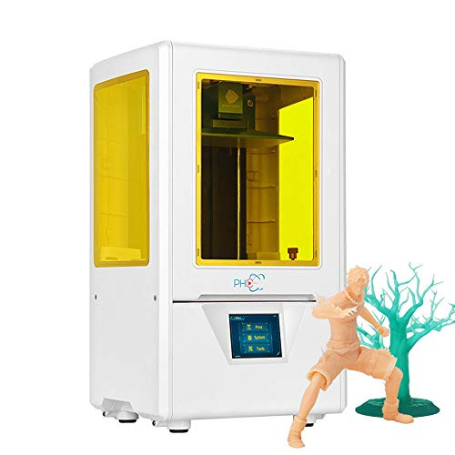 3D Printer, Light-Curing Desktop High-Precision Industrial Grade 2K Screen, LCD Printer, Student Entry Level | (Print Volume 115 × 65 × 165Cm)