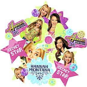 Hannah Montana Confetti 2/3oz