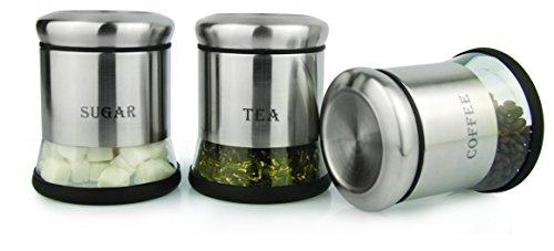 Glass Tea Canister - 5