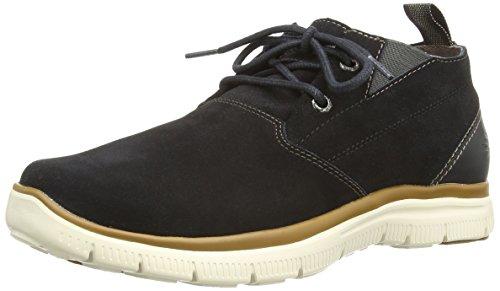 Skechers HintonFranken Herren Sneakers Schwarz (Blk)