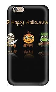 Iphone 6 Halloween Cute Tpu Silicone Gel Case Cover. Fits Iphone 6