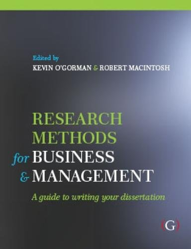 business research methods bryman A complete introduction to doing business research, business research methods is the ideal guide for students embarking on a research project alan bryman is professor of organizational and social research at the university of leicester.