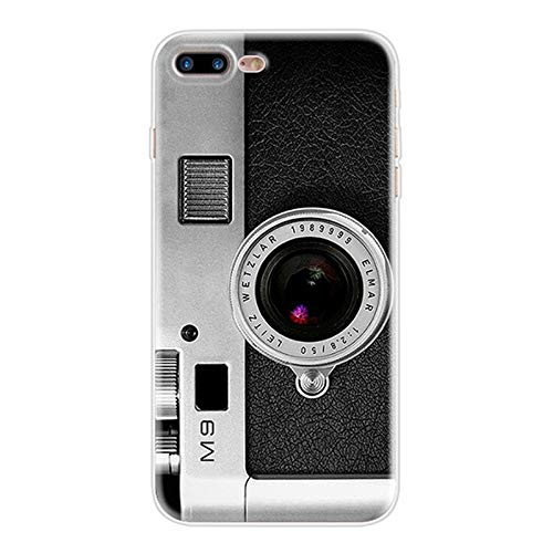 Erovy - Funny Soft TPU Case for iPhone 7 8 Plus X 6 6S 5 5S SE Beer Gameboy Phone Battery Clear Silicone Cover for iPhone Xs Max XR Capa [A for iPhone Xs]
