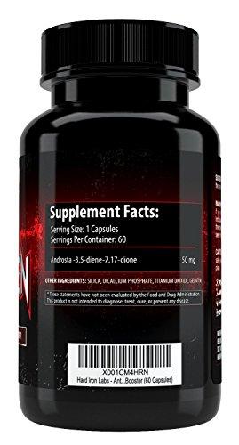 Estrogen Blocker For Men Natural Aromatase Inhibitor Supplement Testosterone Booster Lose Weight, Burn Fat, & Muscle Growth Best Post Cycle, PCT 60 Anti Estrogen Pills