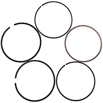 Amazon Com Jrl Piston Ring Set For China 163cc 5 5hp 196cc 6 5hp