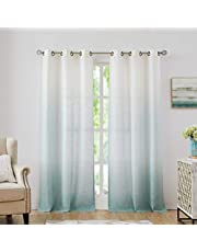 Central Park Ombre Window Curtains