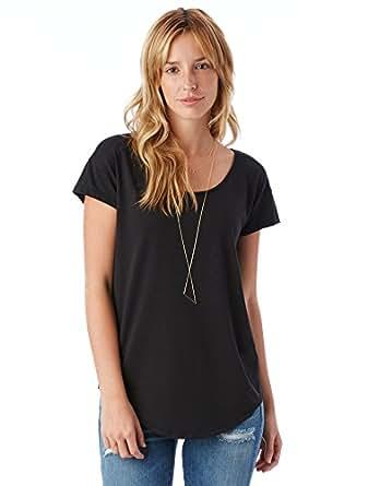 Alternative Women's Origin Short Sleeve T-Shirt, Black, Small