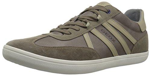 Geox Mens Halver 1 Sneaker Dove Grey OiVZ9