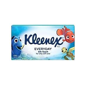 Kleenex Facial Everyday Tissues in Kids design, 0.27kg, Pack of 170