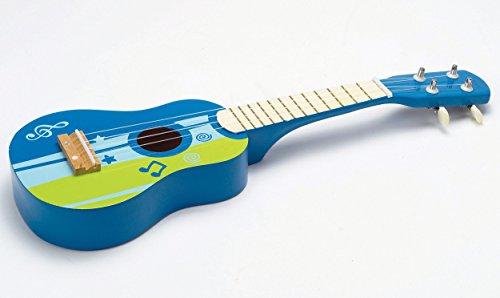 41xi1g%2B7cUL - Hape Kid's Wooden Toy Ukulele in Blue