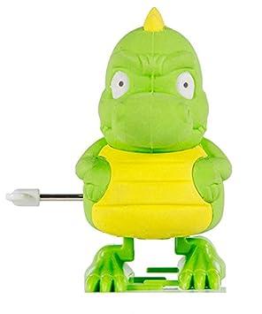 Suck UK - Giocattolo-Gomma per cancellare a forma di dinosauro, con meccanismo a molla Robot SK ERASEWU BOT1