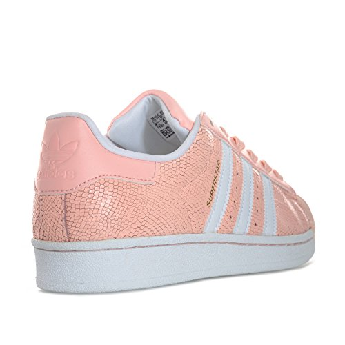 online store 8faa5 a86c2 adidas Originals Girl's Originals Superstar Reptile Trainers ...