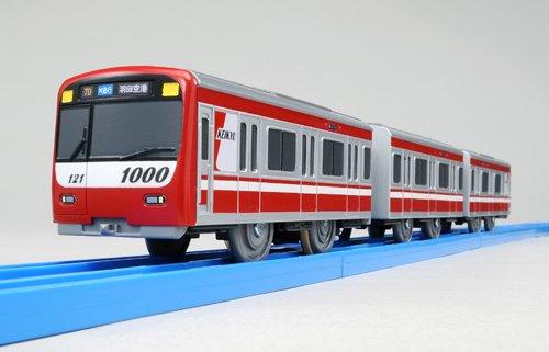 プラレール 京急新1000形ステンレス車 B008DTD1J2