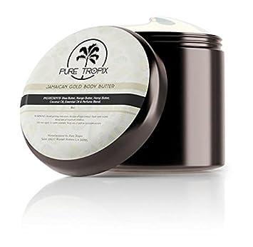 Amazon Com Pure Tropix 100 Organic Jamaican Gold Rich Skin Body