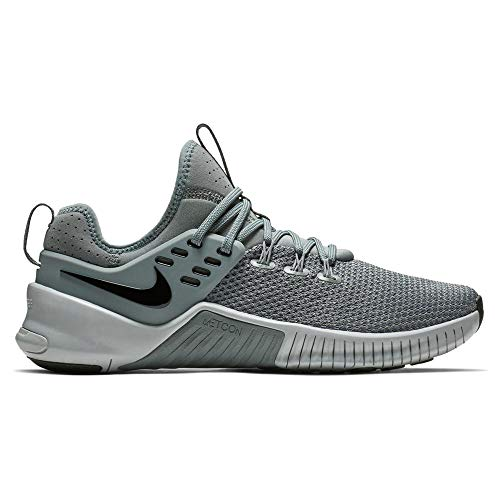 Nike Men's Metcon Free Training Shoe Cool Grey/Wolf Grey-Black 11.0