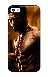 New Arrival Cover Case With Nice Design For Iphone 5/5s- Wolverine