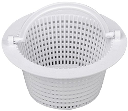 Strainer Standard (Pooline Products 11016 Strainer Skimmer Basket for Standard and Wide Mouth Skimmer)