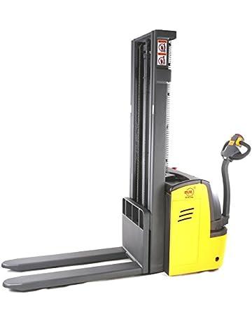 Apiladora eléctrica 3 m / 3000 mm - 1,5 t / 1500 kg para