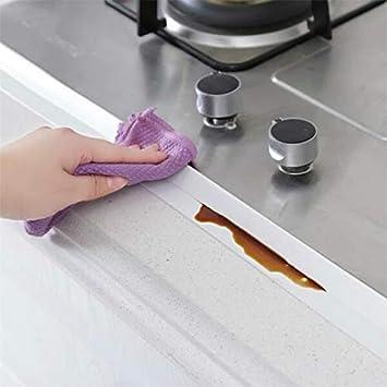 Rosa. Goodtimera Pegatinas impermeables para fregadero accesorio decorativo 8 280 cm