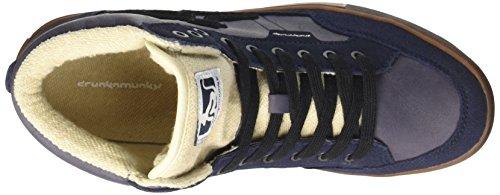 Blue Boston da Vintage Blu Scarpe Uomo Tennis DrunknMunky Navy fqZ8q