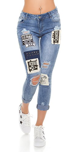 Jeansblue Mujer Mujer Instyle Instyle Jeansblue Para Vaqueros Vaqueros Para qFOF7