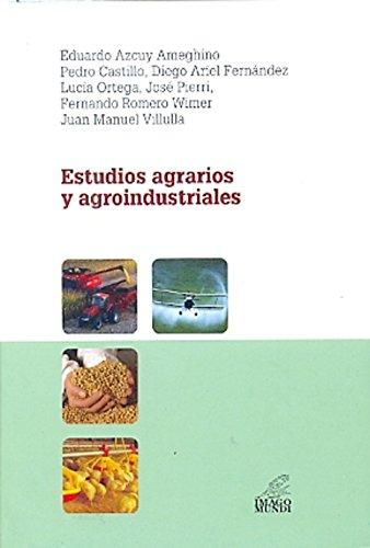 Estudios agrarios y agroindustriales