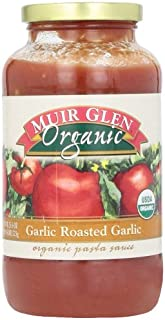 product image for Muir Glen, Organic Roasted Garlic Pasta Sauce, 6 Jars, 25.5 oz