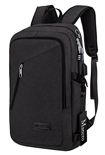 Jamesay A-001 Backpack With Headphone Port and USB Charging