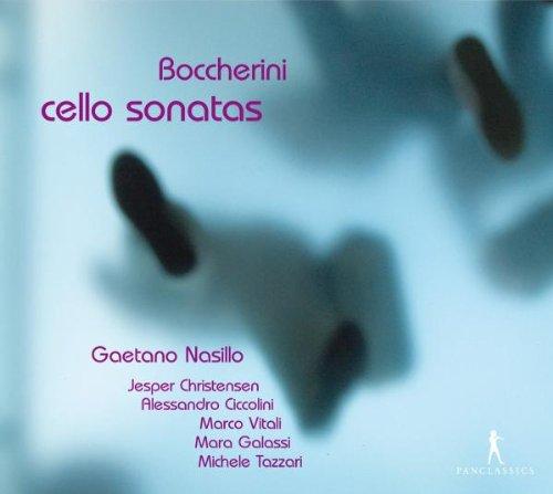 Luigi Boccherini: Cello Sonatas