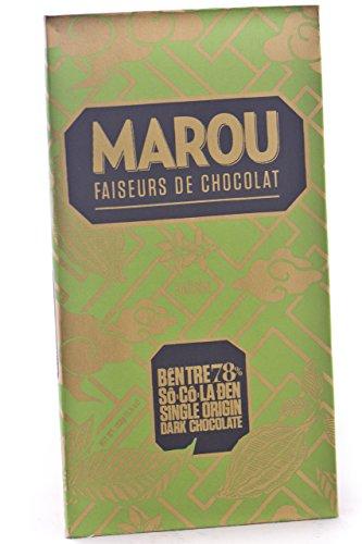 (Marou Chocolate Ben Tre Single Origin)