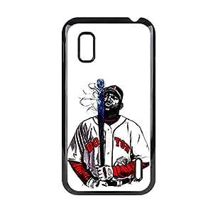 Custom Design With David Ortiz Desiger Phone Case For Women For Lg Nexus 4 Choose Design 1