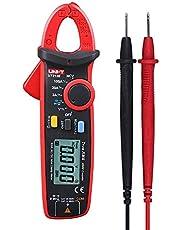 Uni-T B4Q094 UT210E True RMS AC/DC Current Mini Clamp M W Capacitance Tester
