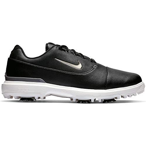 Nike Men's Air Zoom Victory Pro Golf Spikes (12 M US, Black/Metallic Pewter/Summit - Spikes Victory Nike