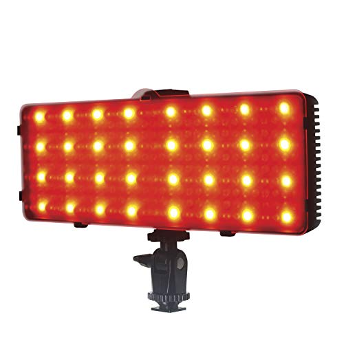 Smith-Victor SmartLED Spectrum Multi Color LED Panel with Bluetooth Control