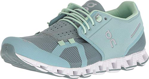 On Running Womens Cloud Shoes Spray/Sea SZ 8.5