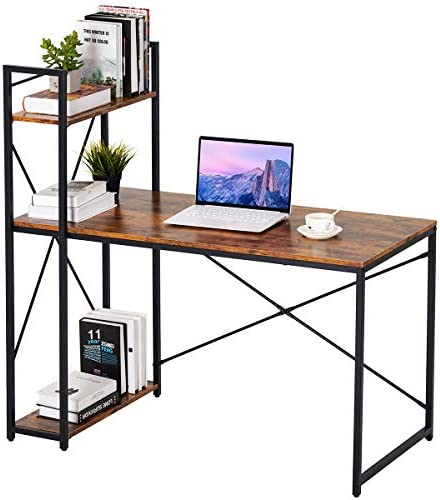 Home Office Table Computer Desk Review