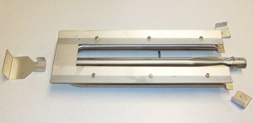 Modern Home Products VIKU1 Stainless Steel Burner Replacement for Select Viking Gas Grill Models by Viking (Image #2)