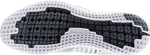 Reebok Mens Zprint Running Shoe (Grey, 9)