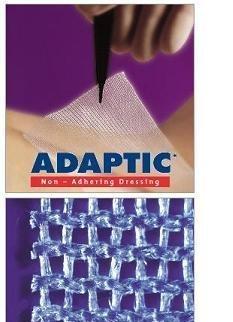 ADAPTIC Non-Adhering Dressing, DRS Non-Adh Strl 3 X 8 - Box of 24 by Adaptic
